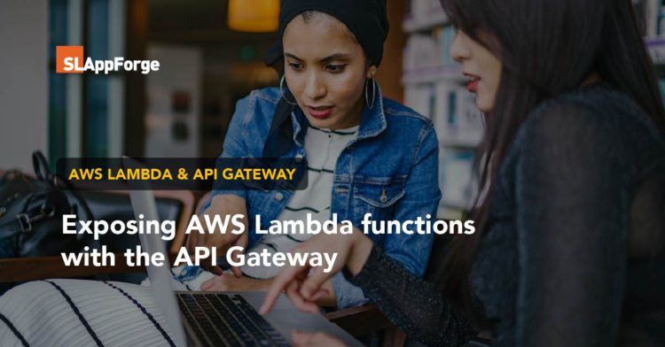 Exposing AWS Lambda functions with the API Gateway
