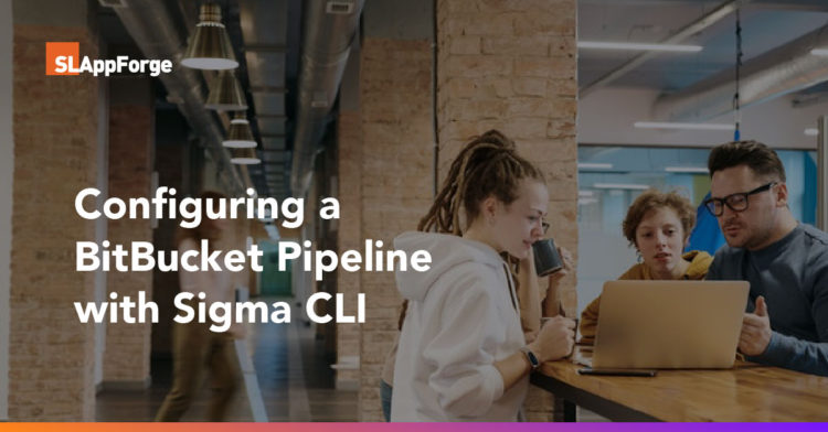 Configuring a BitBucket Pipeline with Sigma CLI